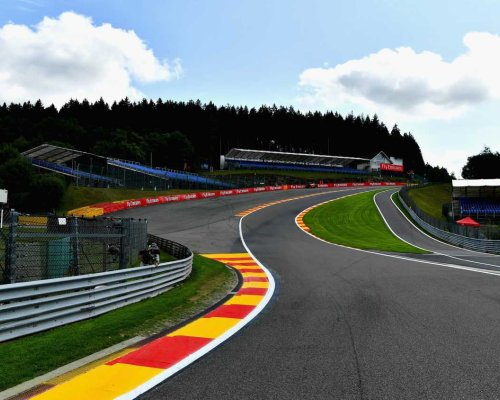 Testdag Circuit Spa-Francorchamps